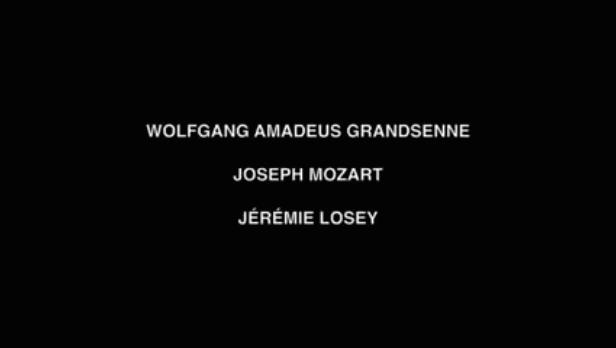 Wolfgang Amadeus Grandsenne